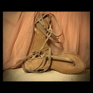 Cute Express Flat Sandals!